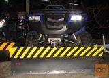 Snežne deske - plugi za ATV