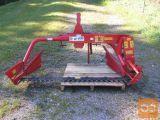 Kosilnica, traktorska, čelna, Gribaldi&Salvia GS 633/1.82