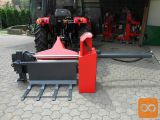 Ležeči cepilec drv, IROSS MX 220 (20T) – PROFESIONAL LINE