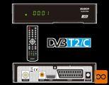 DVB-T2 prizemni pretvornik za avstrijske programe ( ORF)