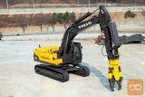 Drobilne hidravlične klešče za bagre za beton (Balavto)