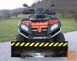 CF Moto X8 V-TWIN EURO 4 - KREDIT