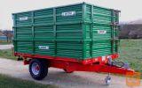 Prikolica BICCHI SLO - 5 ton - 3x poviški