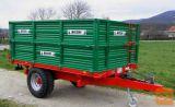 Traktorska prikolica BICCHI, MODEL SLOVENIJA