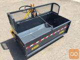 Transportni zaboji, hidravlični, modeli AgroPretex ZH