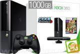 Xbox 360 E Stingray 1000GB Kinect + JTAG