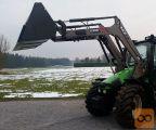 Nakladalnik MX U308 za traktor Deutz Fahr Agrotron 100