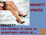 AVANTURE VROČI ZMENKI-SPROSTITVE NA 0904277