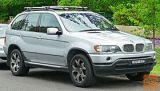 BMW X5 3.0 D motor, menjalnik, podvozje
