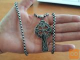 Verižica Keltski križ