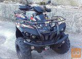 Access Motor 650 EFI 4x4 - KREDIT