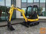 JCB 8c0c18CTS bager