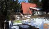 Brezovica Rakitna blizu jezera Vikend hiša 88 m2