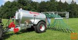 CREINA CVC 8000 V, vakuum enoosna cisterna za gnojnico