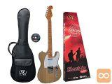 SX STL50 - BSB Električna kitara električne kitare