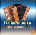 Program za enostavno učenje harmonike - preko 100 skladb
