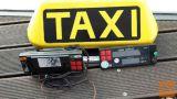 taxi tabla,taxi meter in printer,vse zelo malo rabljeno.