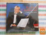 Prodam allbum 5x cd največjih uspešnic Richard Clayderman