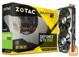 Zotac GeForce GTX 1060 AMP!+, 6GB