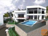 Crikvenica, okolica- moderna obiteljska kuća sa bazenom i