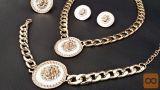 VERSACE design ženski nakit