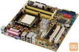 Asus m2npv-vm,S AM2+io shield