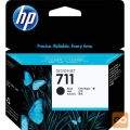 Kartuša HP 711 Black / Večja kapaciteta / Original