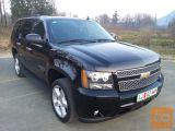 Chevrolet Tahoe 5.3 V8 flexfuel e85 ethanol