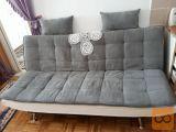 Prodam novo posteljo,dimenzije 190x120. Sem iz Ljubljane