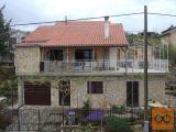 Obrovac Gornji Karin Vikend hiša 130 m2