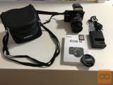 CANON EOS M DIGITALNI FOTOAPARAT+OPREMA 32GB+TORBICA