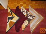 Rute različnih barv in vzorcev