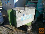 Stroj za pranje gredbenih elementov EDIL-FA 3P80