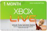 Xbox Live Gold 1 mesec