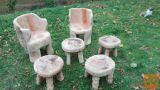 Okraski stoli iz masive unikatni