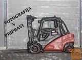 Viličar, Still R 70 - 30 T, plinski, čelni (int. 440)
