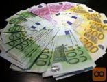 Posojilo od 1000 € do 10000000 € v 72 urah