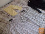 3 srajce + 1 kr hlače orig ESPRIT NOVE