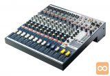 SOUNDCRAFT EFX MIXER 12 kanal