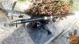 Nova močna Teleskopska ribiška palica+rola dolžina 360cm.