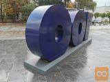 Reklamna skulptura 100