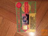 Prodam kartico za uporabo solarija. Cena: 56€