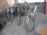 vozna kolesa 24 col 26 col in 28 col cena 50€ komad