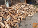Prodam cepljena drva, nasuta ali v paleti.