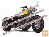 Harley-Davidson SPORSTER XL 883-1200 TRIKE  TRIKOLESNIK