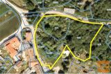 Zazidljivo Zemljišče  Rubije Pri Komnu, 3884  M2