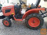 Traktor, Kubota 12-20