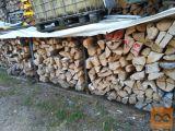 Brezova drva, suha 3m