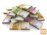 Ponujam posojila od 2.000 do 100.000 evrov.