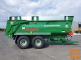 Vaia NL 140 - do 22t skupne teže, Tandem traktorska